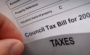 Council tax increase of 3.5% for taxpayers