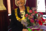 New mayor Lynda Winrow-Baker