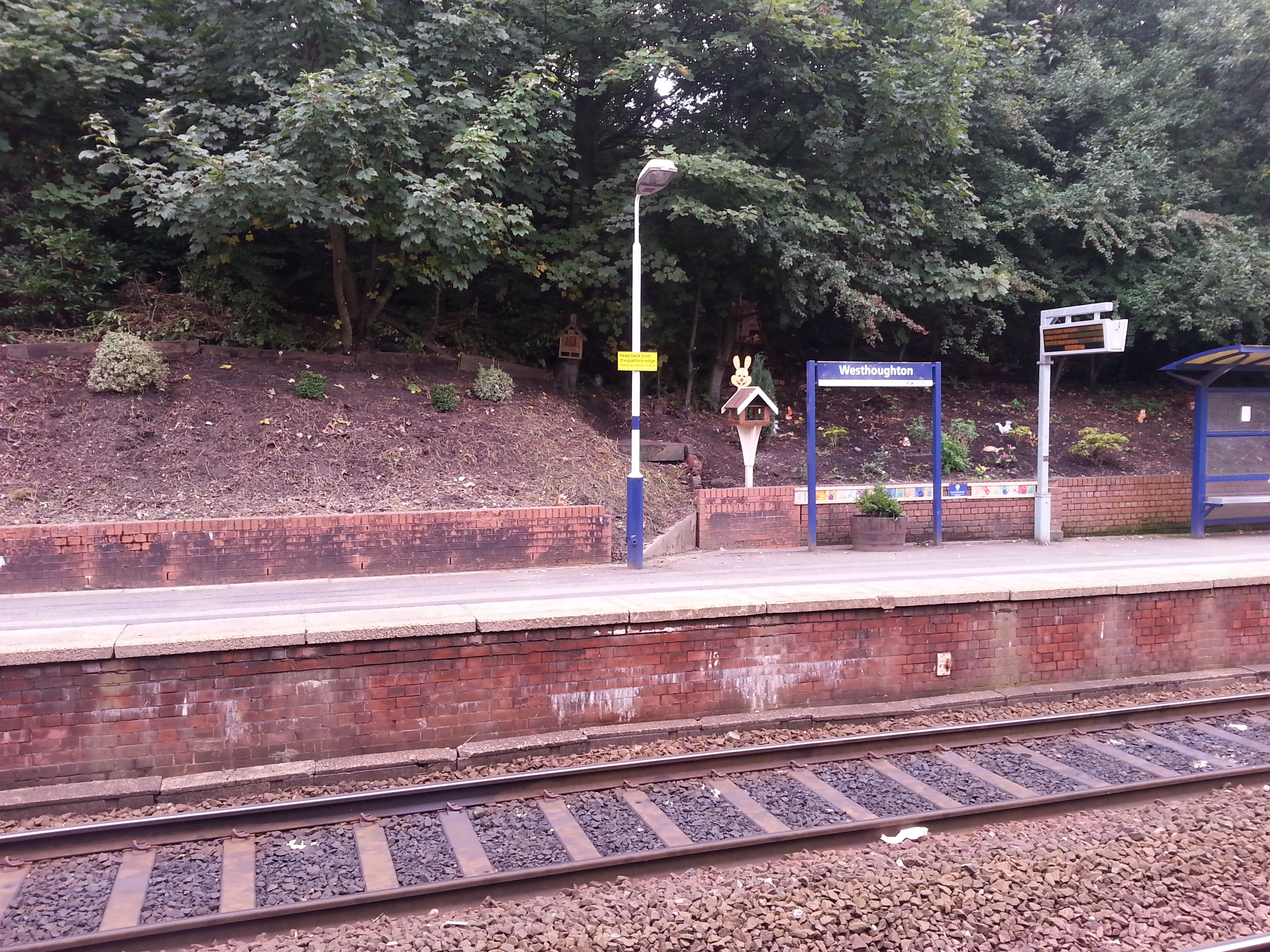 Westhoughton railway station