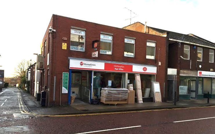 Westhoughton Post Office