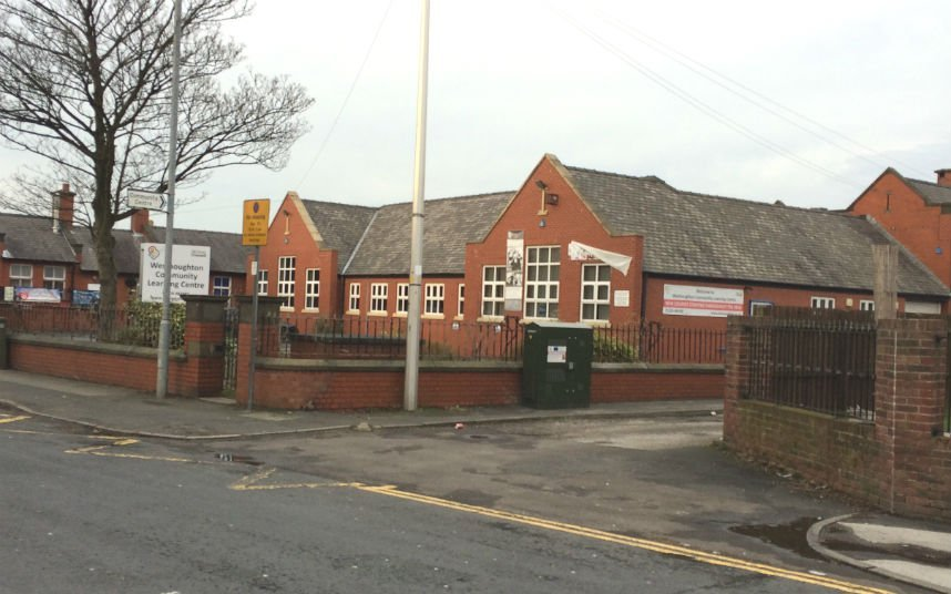 Westhoughton's community college