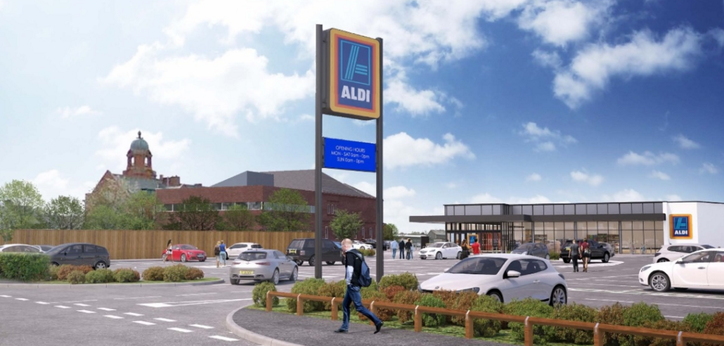 How Aldi in Westhoughton will look