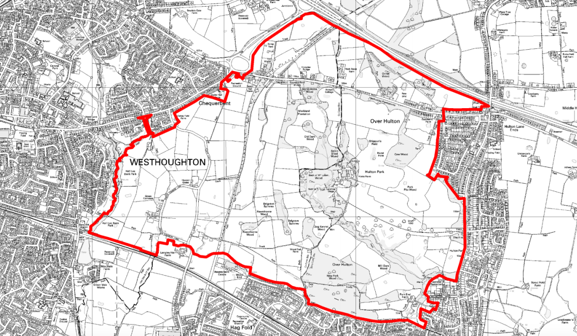 Hulton Estate and Lee Hall proposed developments