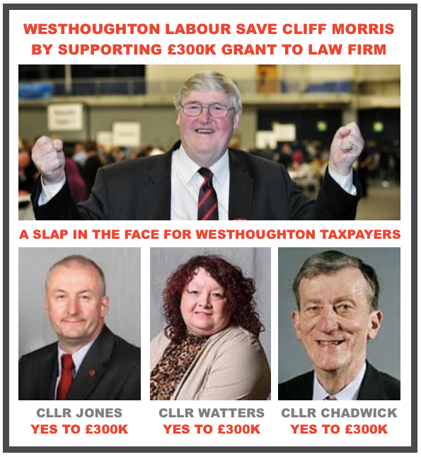 Westhoughton Labour councillors