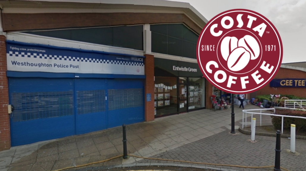Costa is coming to Westhoughton