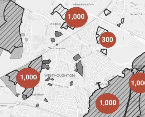 Could Westhoughton be facing more than 4,000 new houses?