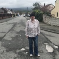 Bernadette Eckersley-Fallon on Taywood Road